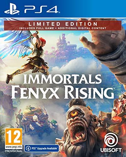 Immortals Fenyx Rising Li