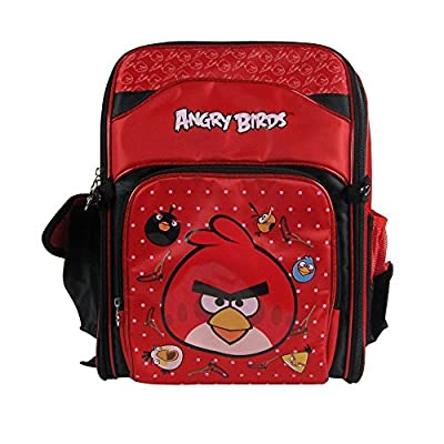 Angry Birds Space Blue Backpack W Red Bird