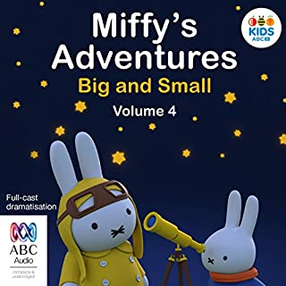 Miffy's Adventures Big and Small: Volume Four cover art