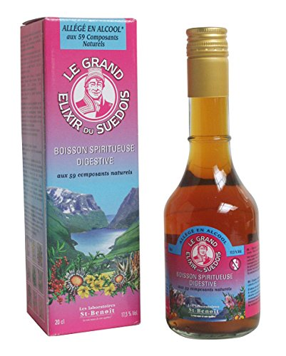 Saint Benoit - Elixir Du Suedois Bio Alcool 17.5% 200ml