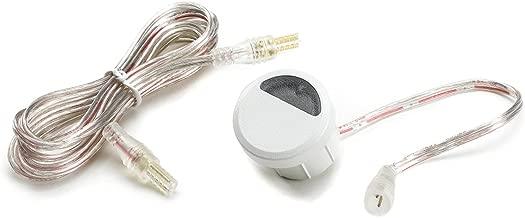 LED Stair Light- Classic White, (4- pack), WTRISERLED4PKC