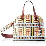 TOUS Bowling Alicya, Bolso bolera para Mujer, Multicolor (Multicolor 995810311), 30.5x23.5x13.5 cm (W x H x L)