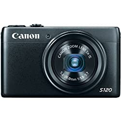 Canon PowerShot S120 12.1 MP CMOS Digital Camera