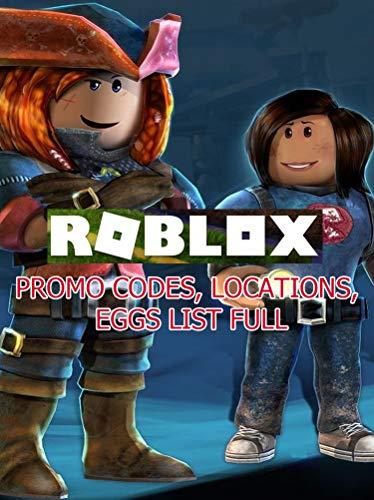 Amazon Com Roblox Egg Hunt 2020 Guide Promo Codes Locations