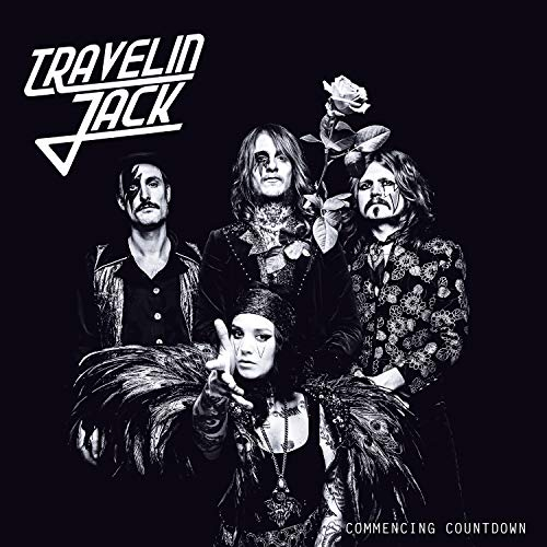 Travelin Jack: Commencing Countdown (Audio CD (Digipack))
