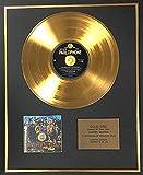 Century Music Awards The Beatles - Disco de oro de 24 quilates edición limitada exclusiva...