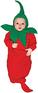 Chili Pepper Newborn Costume