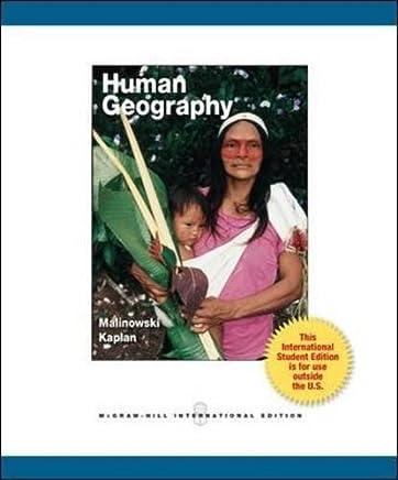 Human Geography by Jon Malinowski (2013-01-01)