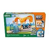 BRIO- Juego Libre con Sistema de Trenes (33973)