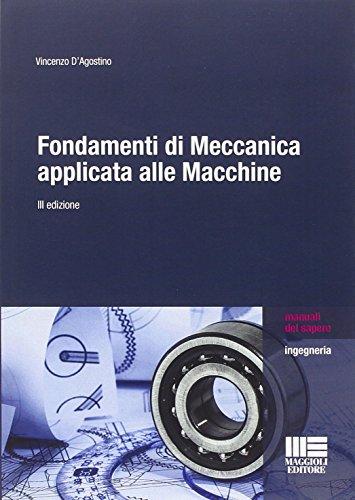 Fondamenti di meccanica applicata alle macchine