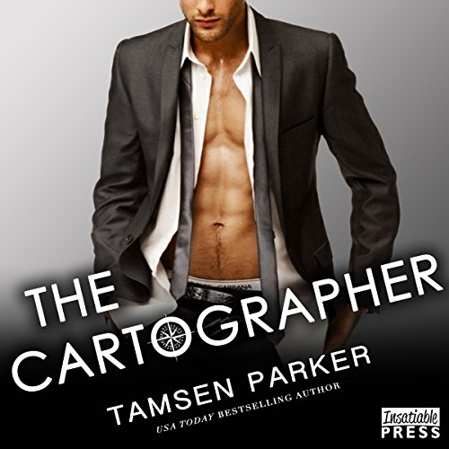The Cartographer audiobook cover art