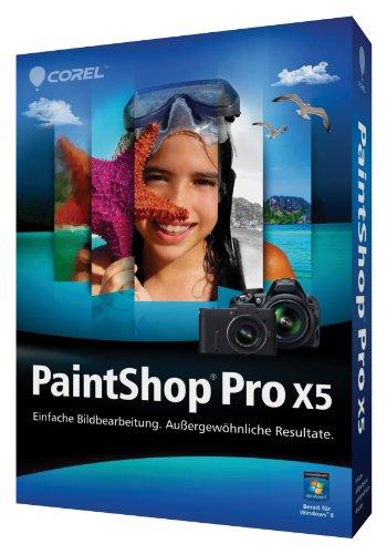 Corel PaintShop Pro X5
