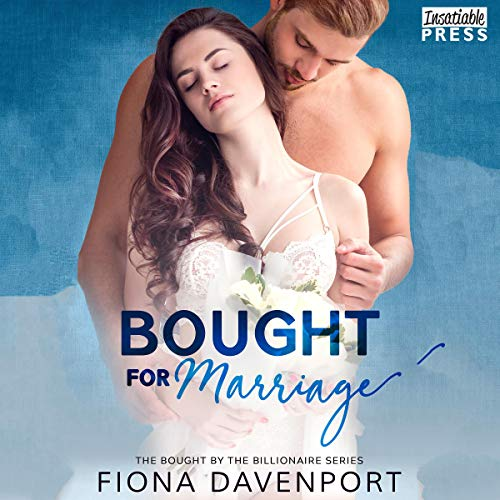 Bought for Marriage audiobook cover art