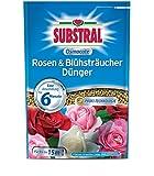 Substral Osmocote - Fertilizzante per rose e arbusti, 750 g