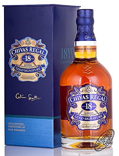 Chivas Regal Scotch Whisky 18 Jahre - 0,7 Liter