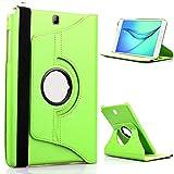 JiuRui étuis et Housses Pour Samsung Galaxy Tab Pro 10.1 pouce, boîtier de tablette 360...