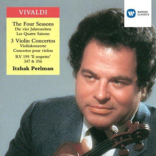 Itzhak Perlman/London Philharmonic Orchestra/Israel Philharmonic Orchestra