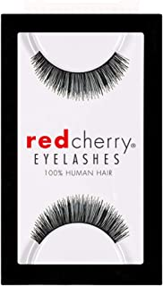 Red Cherry False Eyelashes #66 (Pack of 3)