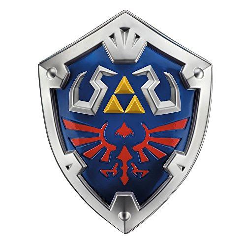 Kinder Legend of Zelda Link Schild Zubehörteil - Einheitsgröße
