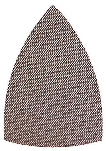 Mirka Abranet 5421905025 - Discos de lija delta para lijadora triangular (100 x 152 x 152 mm, grano P240, 50 unidades)