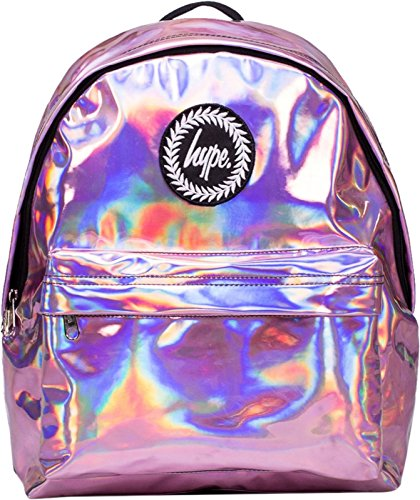 Hype Rucksack Holographic Pink