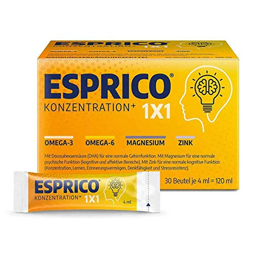 Esprico 1x1 Supension Beutel, 30 St. Lösung