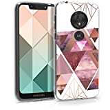 kwmobile Case for Motorola Moto G7 Play (EU-Version) -