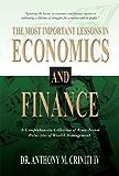 在经济和金融最重要的教训:全面收集时间考验的财富管理的原则