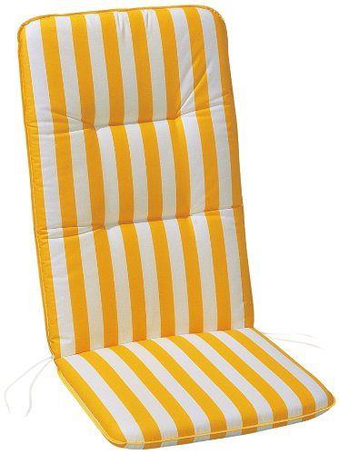 BEST 05090270 - Cojín para sillas de Exterior (Alto), Color Multicolor