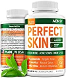 AENO Perfect Skin Acne Pills for Cystic Acne - Made in USA - Hormonal Acne Treatment with...