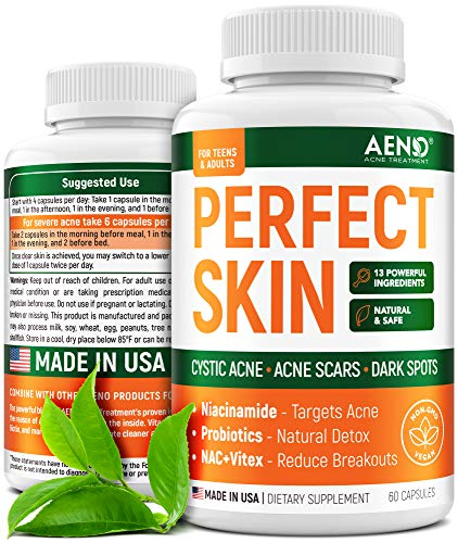 AENO Perfect Skin Acne Pills for Cy…