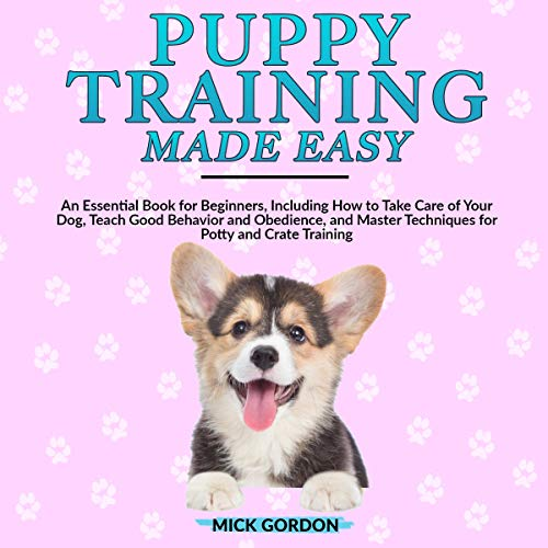 Puppy Training Made Easy cover art
