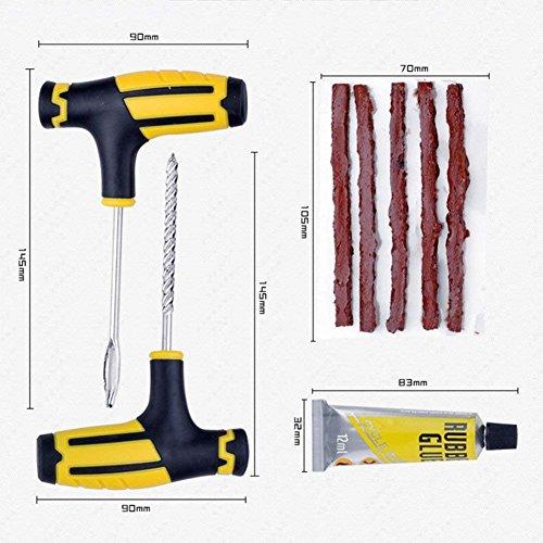 Folconroads DOEU-TQ0057 - Kit di Riparazione per Pneumatici
