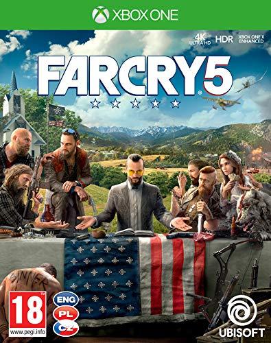 Ubisoft Far Cry 5, Xbox One Básico Xbox One vídeo - Juego...
