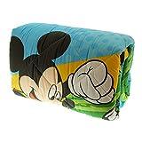 Trapunta invernale Caleffi Disney Topolino Mickey Calcio piumone 100% puro cotone disegno piazzato prodotto italiano