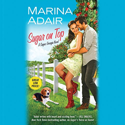 Sugar on Top audiobook cover art