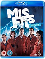 Misfits-Series 5 [Blu-ray] [Import]