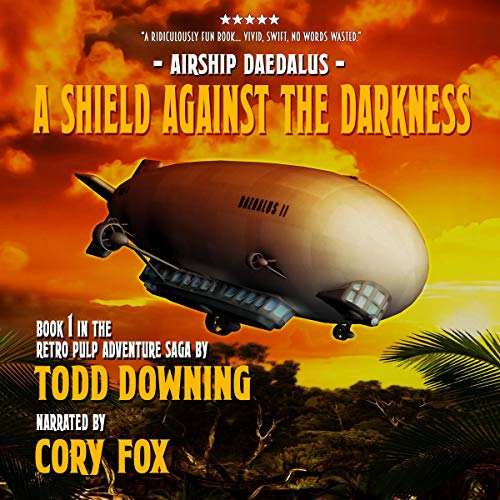 A Shield Against the Darkness  audiobook cover art