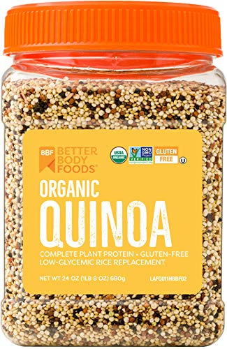 Multi-Color Quinoa