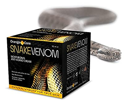 Snake Venom Cream Anti Aging 50ml Proteins from Snake Poison from Orange Care