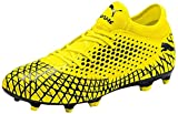 PUMJV|#Puma Future 4.4 Fg/ag, Chaussures de Football homme - Jaune (Yellow Alert-Puma Black 03), 42...