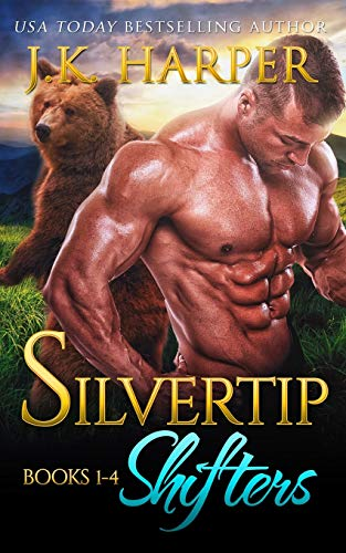Compare Textbook Prices for Silvertip Shifters Books 1-4  ISBN 9781670078742 by Harper, J.K.