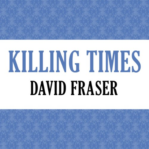 Killing Times audiobook cover art