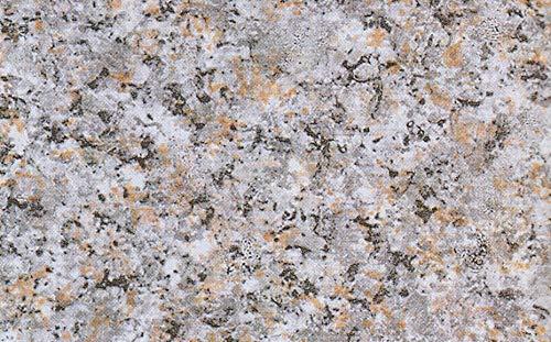 Klebefolie Granit 200x45cm weiß schwarz gelb Dekofolie Selbstklebefolie Möbelfolie
