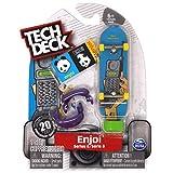 Tech Deck enjoi Skateboards Rare Series 8 Ben Raemers Instant Messages Phone Fingerboard
