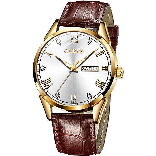Reloj - OLEVS - Para  - T-S-G6896PZ-CJB