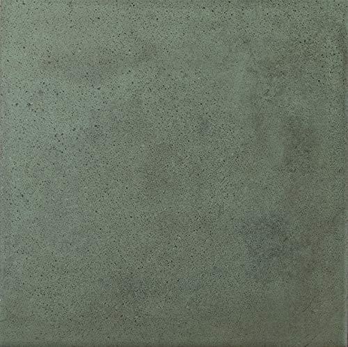 Nais Cerámica para suelos y paredes Colección Antiqua (20x20 cm) - Caja de 1 m2 (25 piezas), Green