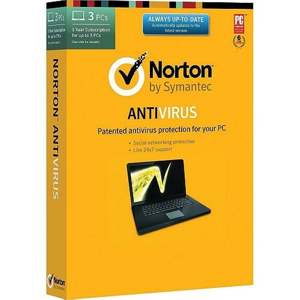 コークスのり専門用語Norton Antivirus 2014 - 1 User / 3 Licenses (English Version) (英語版)
