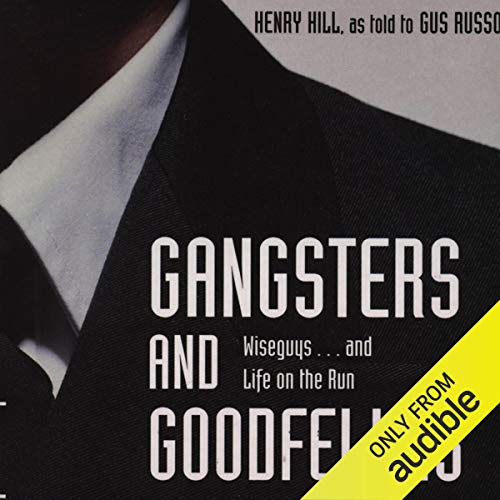 Gangsters and Goodfellas cover art