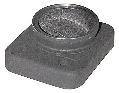 Palux Brennerkopf für Gasherd MKN 2063403-08, 2063403-07, 2063404-04 800228, 800198, 800201, 800236, 800260 Höhe 34mm Brennertyp D